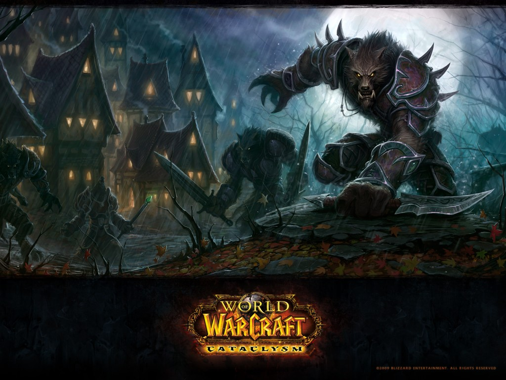 World of Warcraft Cataclysm - datadisk ke známé MMO od Blizzardu