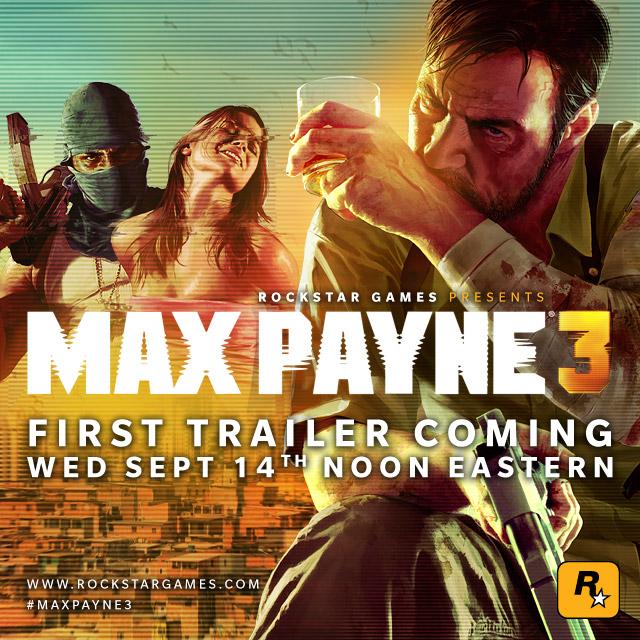 Pouták na první trailer z Max Payne 3