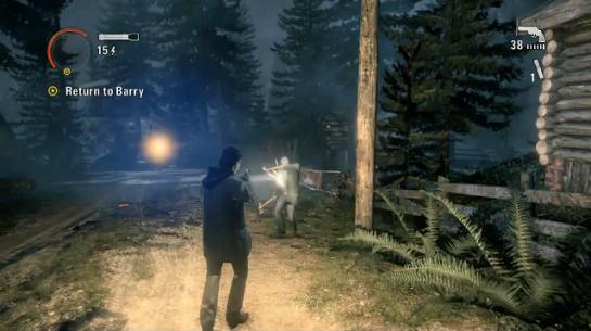 Alan Wake vyjde, jak se dalo čekat, pro PC. Začátkem roku 2012.