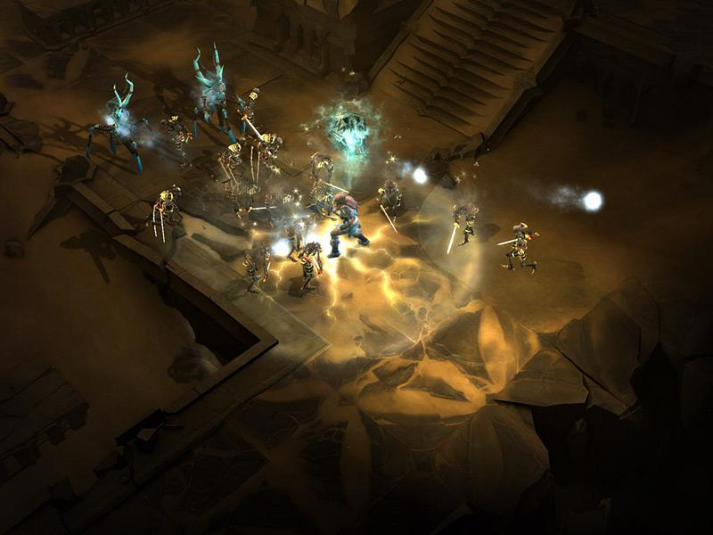 Diablo 3 nakonec vyjde pro PC, Xbox 360 i PlayStation 3 v roce 2012. Chcete znát přesné datum vydání? Zelená vopice taky!
