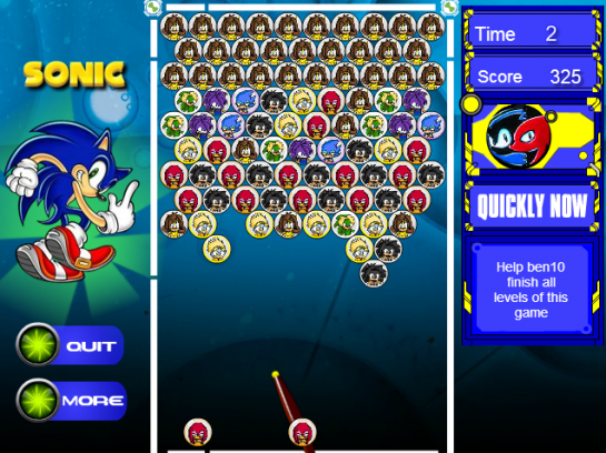 Sonic: Heroes Puzzle