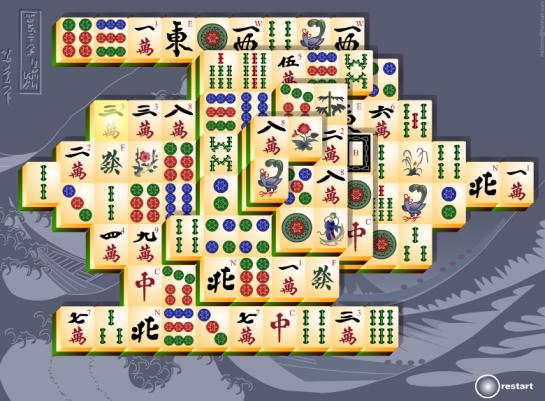 Čínská moudrost v Mahjongu