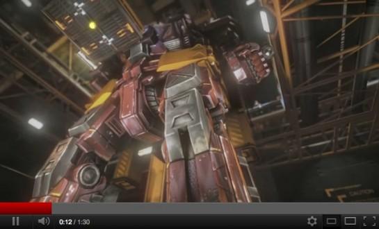 Mechwarrior Online, masivně multiplayerová online hra ze světa MechWarrior