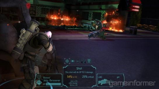 Krytí bude v XCOM: Enemy Unknown, stejně jako v původním UFO: EU, klíčovou záležitostí, obrázek: Gameinformer