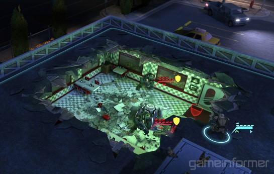 Ufo enemy unknown mělo ničitelné prostředí v roce 1994 v roce