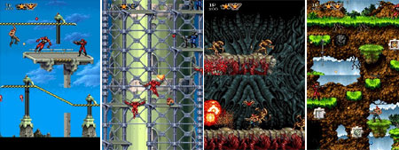 Contra 4 DS