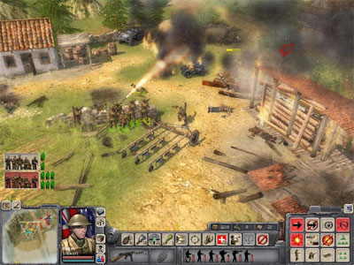 Strategy War Games. real-time strategy game.