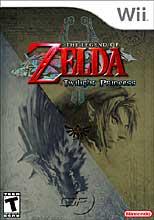 Hry na Wii - Zelda Twilight Princess