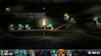 Lemmings 2 na PlayStation 3
