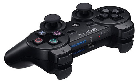 ovladač pro PlayStation 3 DualShock 3