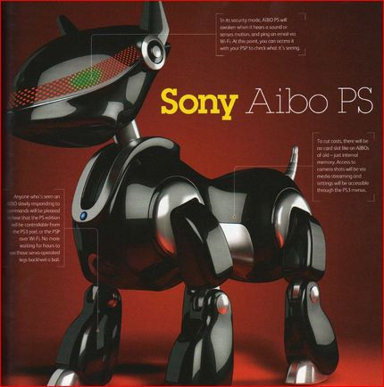 Sony Aibo PS