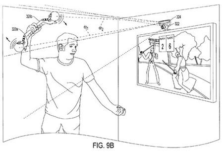 Sony - ultrazvukový ovladač