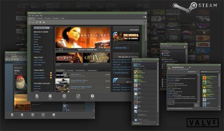 Steam od Valve