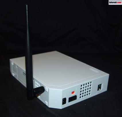 Wii Wi-fi anténa