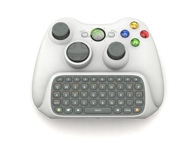 Xbox 360 klávesnice